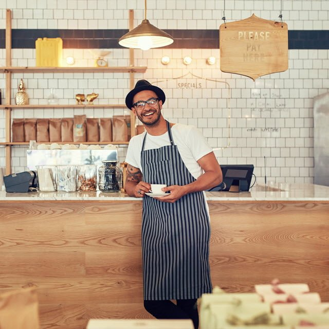 Restaurants Owners can save money with Tom Brodie and Stryde